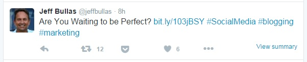 Tweet Headline