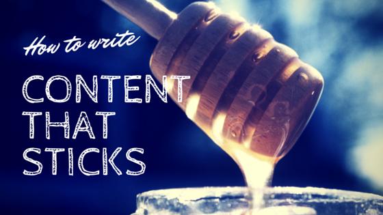 Content that sticks
