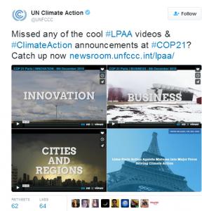UN Climate Action