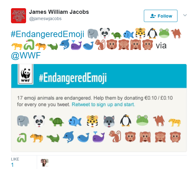 emoticon campaigns