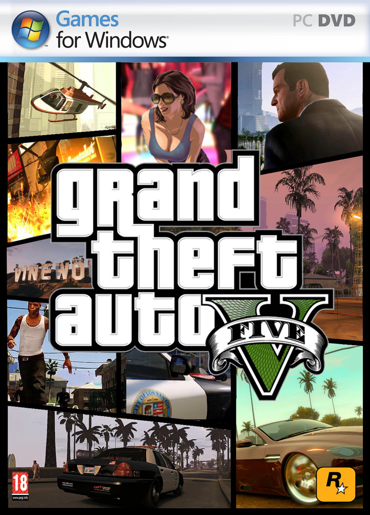 Rockstar's GTA series is no stranger to controversy Source: Stiftelsen Elektronikkbrans