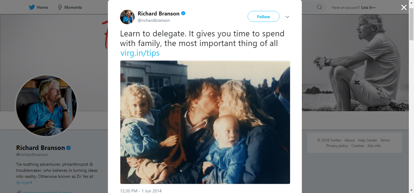 Image 2 Richard Branson Tweet