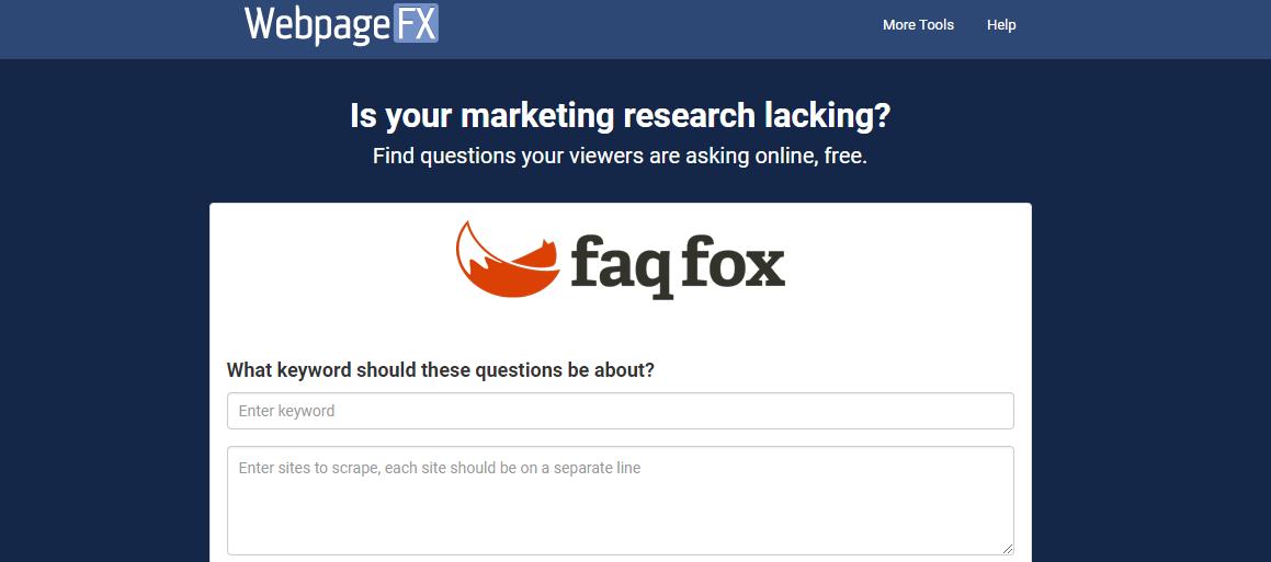 FAQFox
